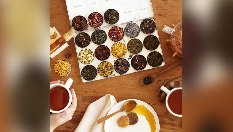 Energise your Morning with these teas