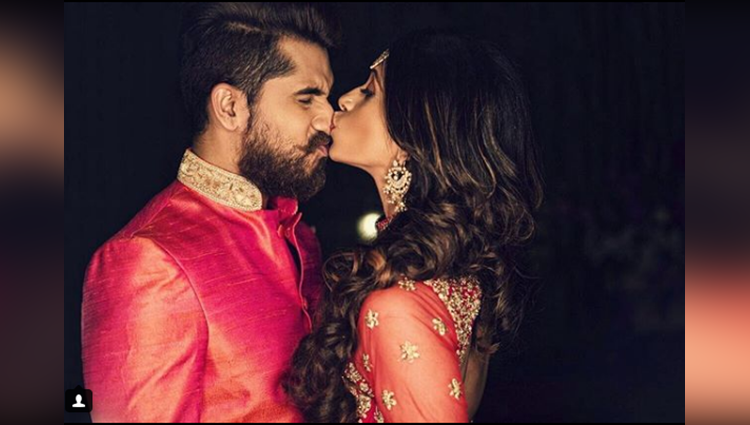 Insta love from Suyyash Rai for wife Kishwer Merchantt on first wedding anniversary