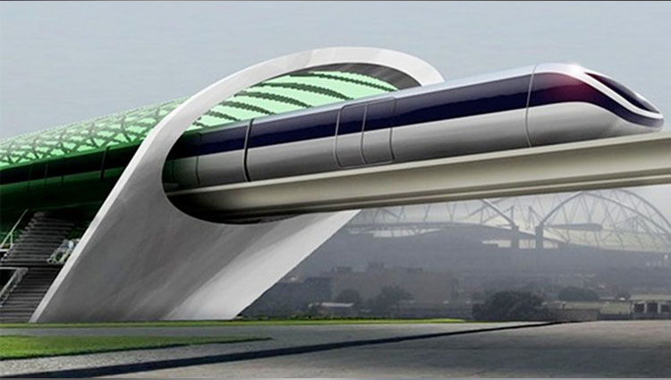 Hyperloop can be built at half the cost of bullet trains