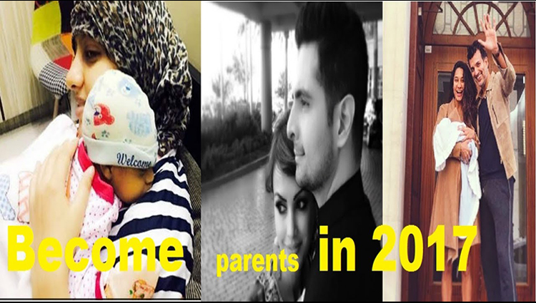 Famous 5 Indian Celebrities Who Become parents in 2017