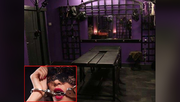 torture house for couples