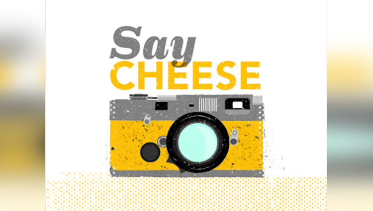 The story behind say cheese
