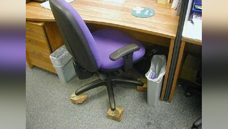 Weird Office Photos Goes Viral On Internet