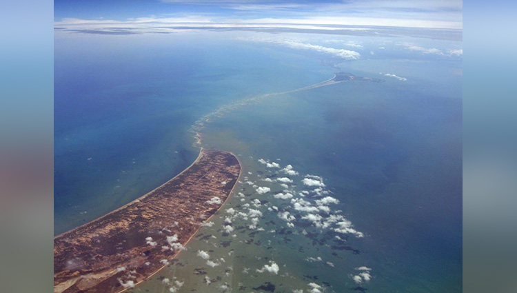 Ram Setu exists, is man-made, claims promo on US TV