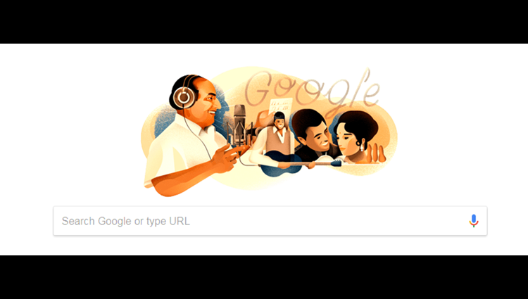 Happy Birthday Mohammed Rafi