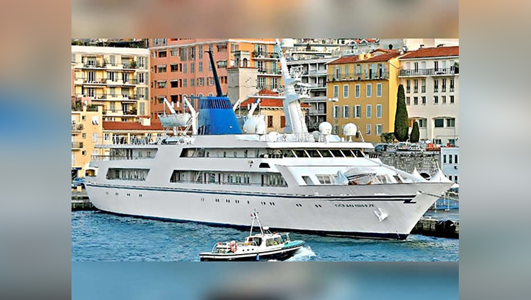 saddam hussein yacht famous for luxury see inside photo