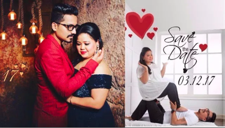 Bharti Singh live Wedding Video Bharti and harsh finally got married