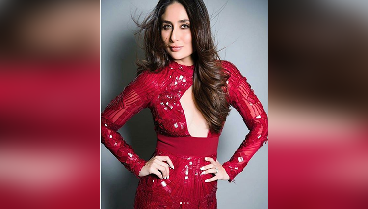 kareena kapoor khans red one piece pictures go viral