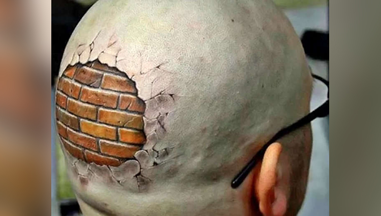 3 d technology based 6 photos of tattoos which can confuse to you