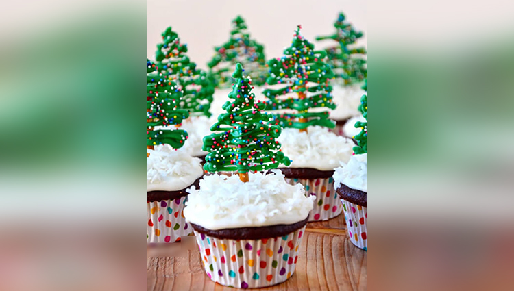Adorable Cupcakes to Bake for Christmas
