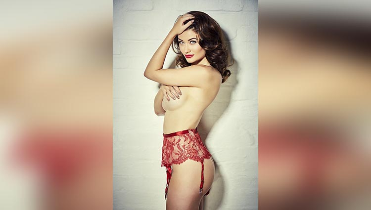 jess impiazzi goes totally naked for risqué calendar shoot