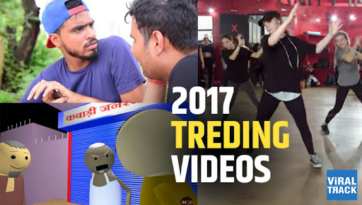 youtubes top trending videos in india from 2017