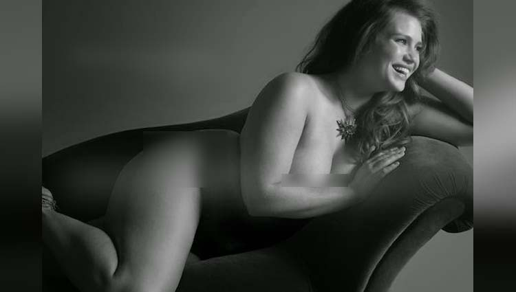 plus size model Tara Lynn share her hot photos