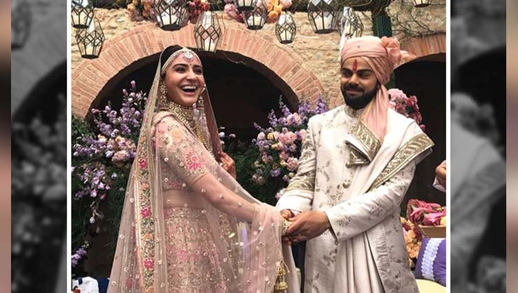 virat kohli sing for his bride anushka sharm mere mehboob song
