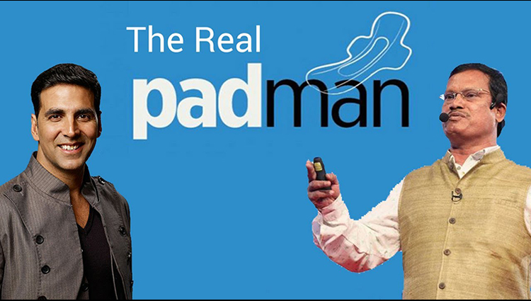 Story About The Real Padman