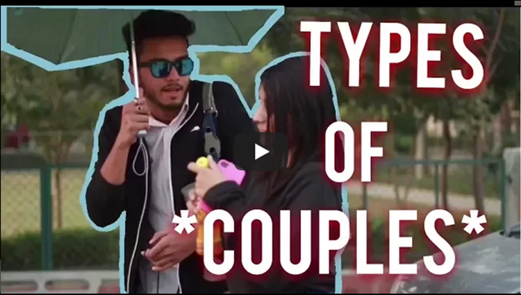 TYPES OF COUPLES ELVISH YADAV