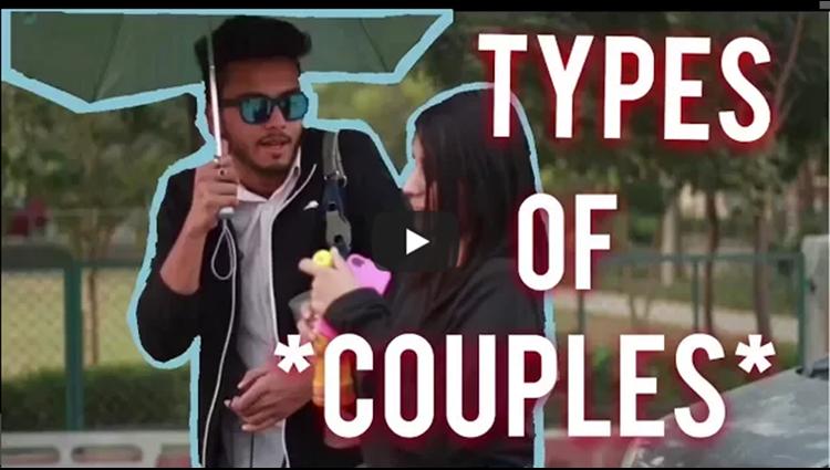 TYPES OF COUPLES ELVISH YADAV