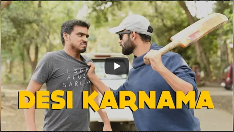 Desi Karnama Part 1 Ft Be YouNick And Amit Bhadana