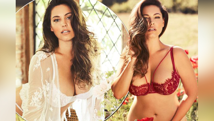 Kelly Brook share her sexy photos