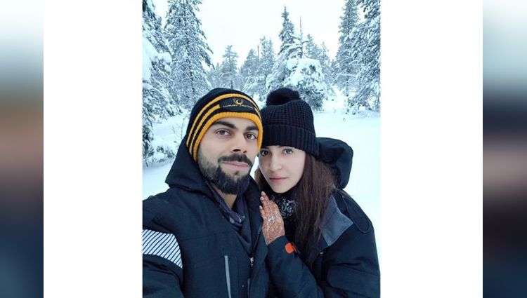 Twitter comes up with hilarious mem and jokes on Virat Kohli, Anushka Sharma's honeymoon picture