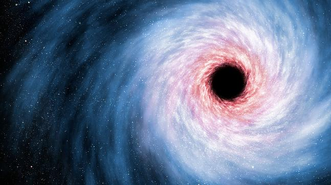 A monster black hole has been discovered and it is growing