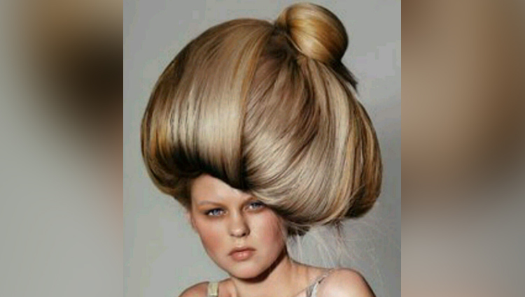 funny hairstyle funny hairstyes photo viral on internet