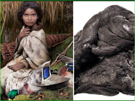 Scientists discover DNA of ancient woman on 5700 year old chewing gum