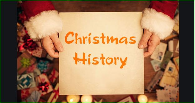 christmas history Why Christmas Celebrated on the 25th December