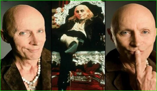 Strange Story Of Actor Richard O'Brien Who Believes Himself as 70 percent male and 30 percent female