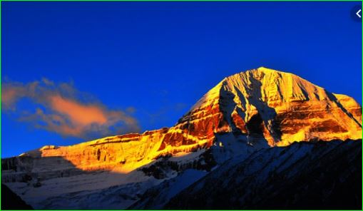 Mystry about Mount Kailash