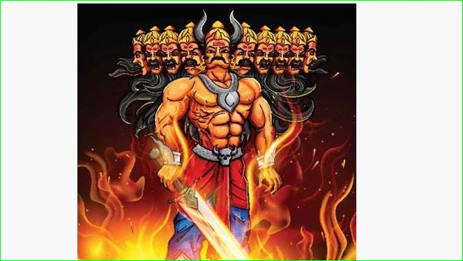 surpanakha is the reason of ravan death