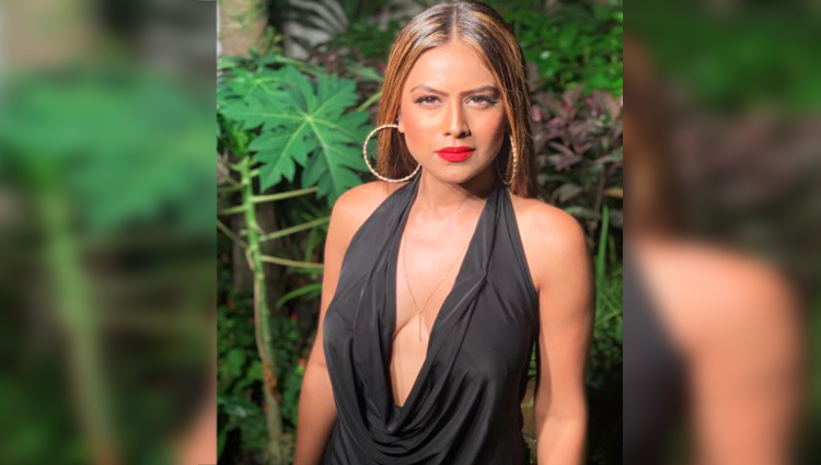 Nia Sharma bold photos