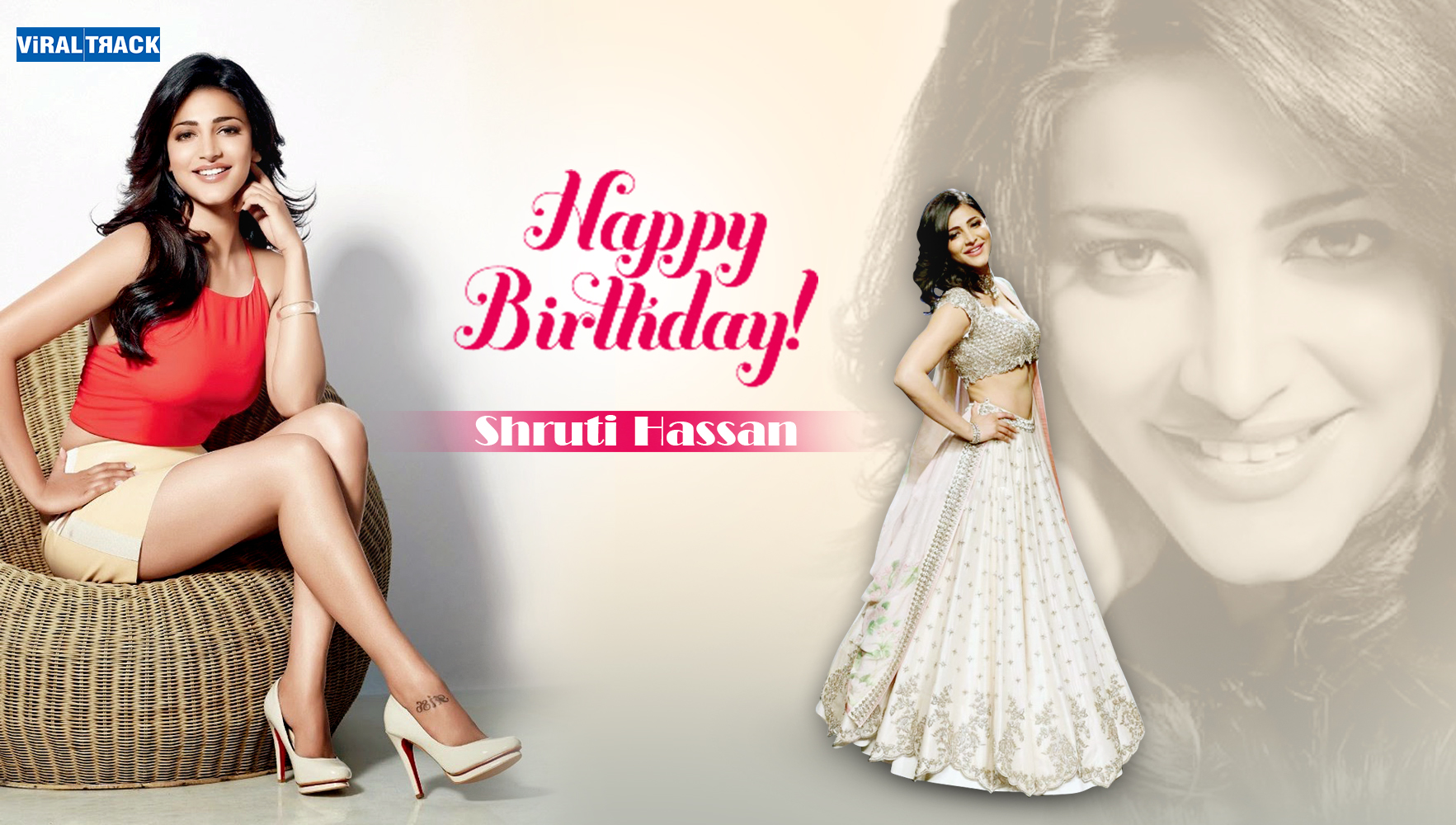 shruti hassan birthday special
