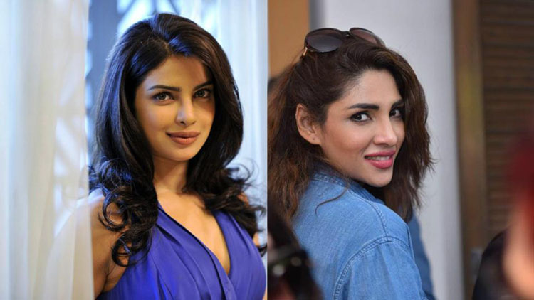 Meet Pakistani model Zhalay Sarhadi look like Priyanka Chopra