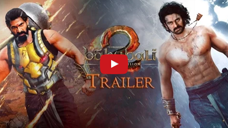 Bahubali 2 trailer released