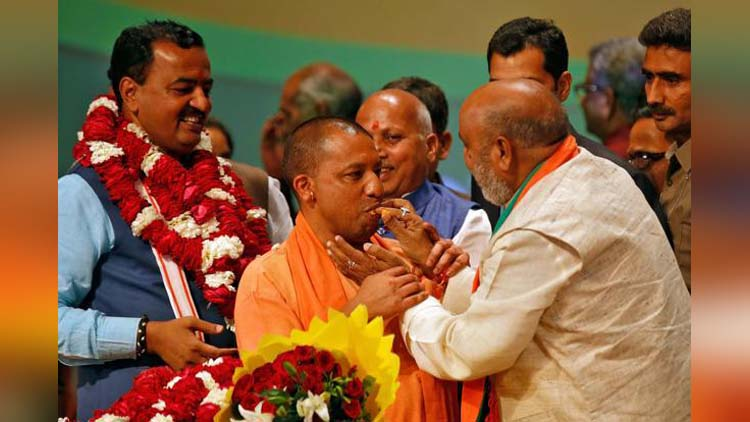 some interesting talkies about Yogi Adityanath