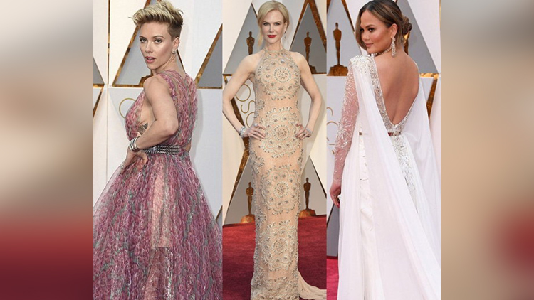 89th Annual Academy Awards viral pictures
