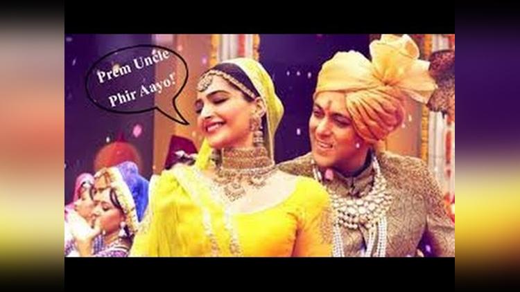 Prem Ratan Dhan Payo Title Song Parody Shudh Desi Gaane