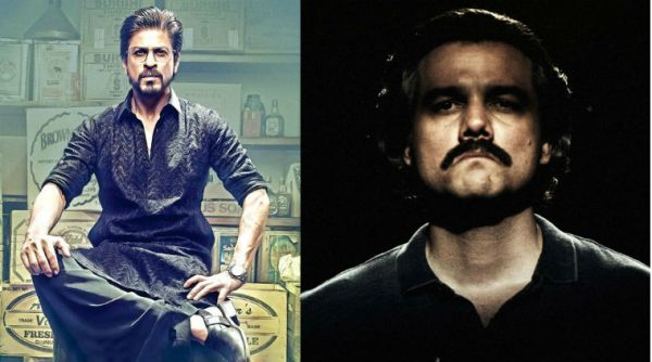 Raees Escobar Trailer MashUp