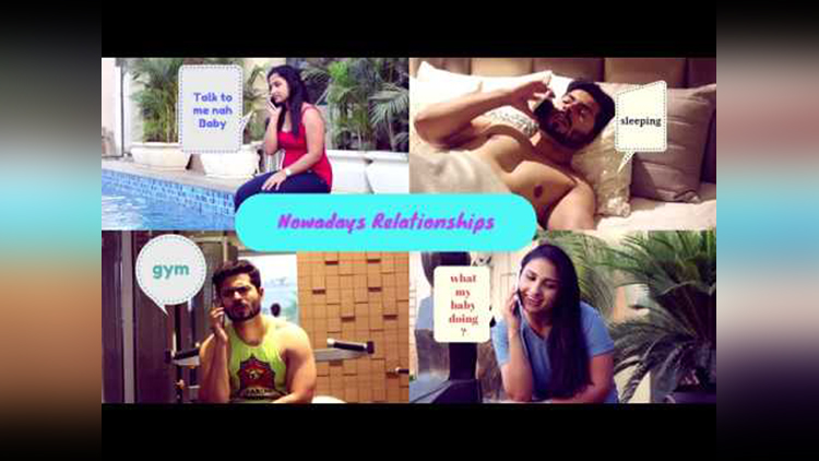 viral video of nowdays relationship