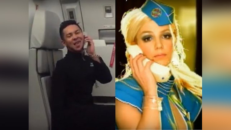 airasia flight attendant dance