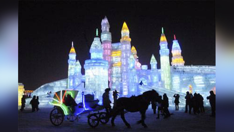 Harbin Ice And Snow Festival 2017