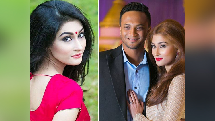 People says she is the most beautiful cricketer wife of Bangladesh