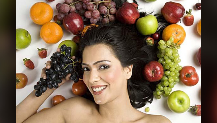 Amazing foods for beautiful face