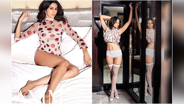 Aiyaary actress Rakul Preet Singh reveals her bold side in her latest photo shoot