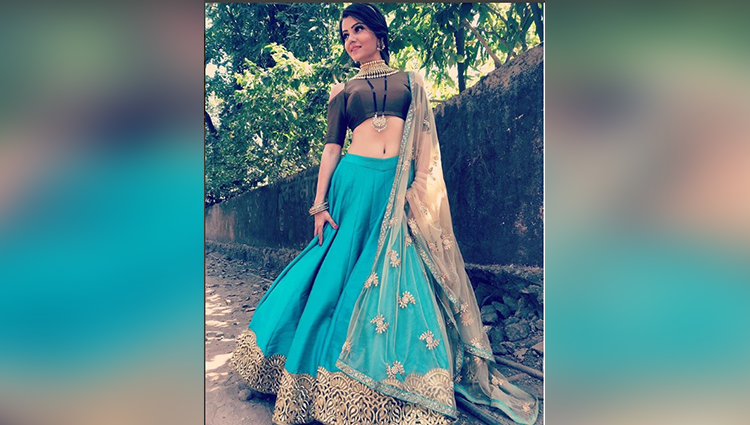 Rubina Dilaik share her sexy photos