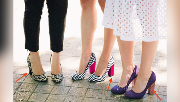 Some useful tips to make your fashionable heels comfy