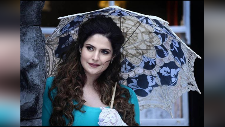 zareen khan share her sexy photos