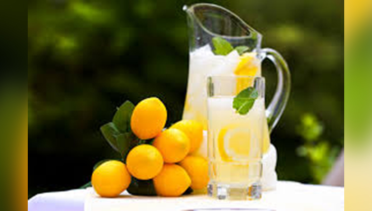 Tangy Nimbu Paani can be your tasty weight loss drink!