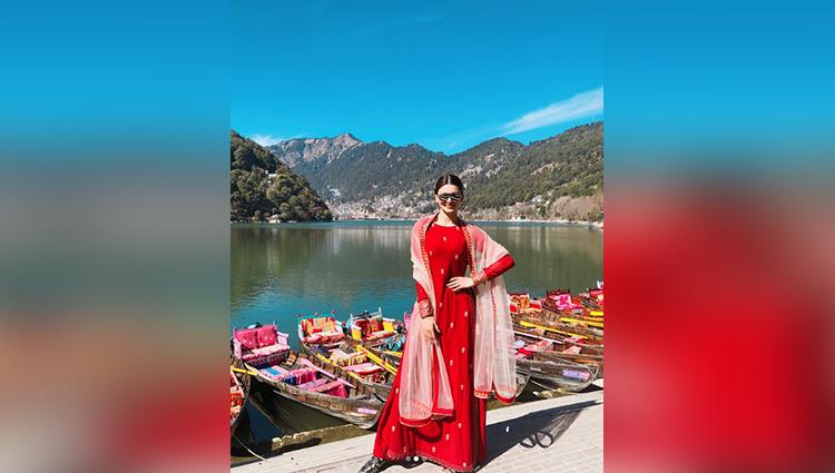 Urvashi Rautela share her uttrkahnd photos on instagram
